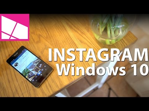 Instagram for Windows 10 Mobile is here!