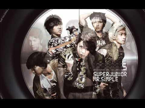 Super Junior 슈퍼주니어_SUPERMAN [Audio]