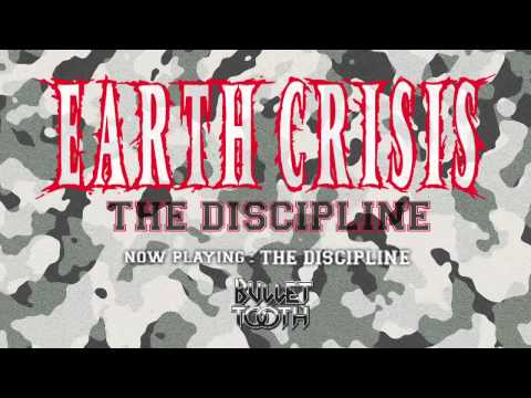 "EARTH CRISIS ""The Discipline"" (Track 1 of 4)"