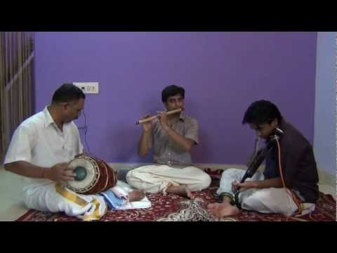 Magudi - Nadanamakriya & Punnagavarali - Adi Thala
