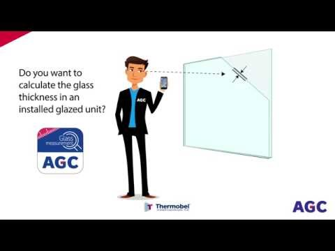 AGC Glass Measurement App : Now With
