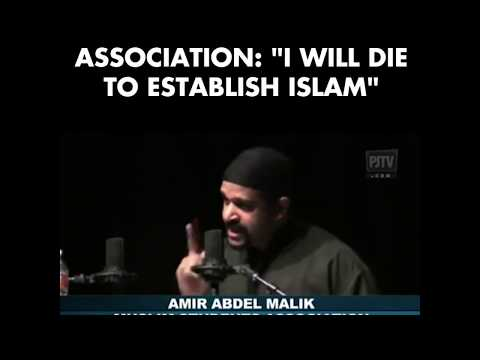 "Muslim Student pledges to ""Die to establish Islam"" 