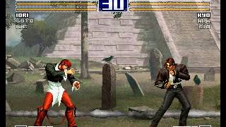 The King of Fighters 2003 (NGM-2710) - June 2014 MEGA VGM Entry - King of Fighters 2003 (Blaze) - User video