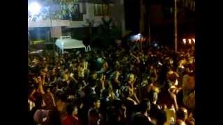Thrissur Pooram 2012 Madathil Varavu Panchavadyam Night....Part-1