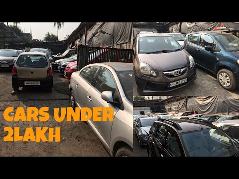 Used Cars Under 2Lakh   Car Finance Available   Second hand Cars in Best Price   Fahad Munshi  