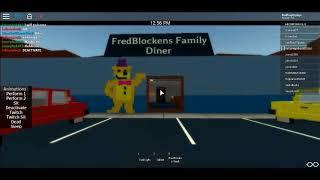 BLOCKY ANIMATRONICS! FNAF 4 Fan gams! ROBLOX