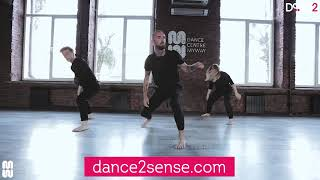 RY X - Howling - Contemporary dance choreography by Maxim Kovtun - Dance2sense
