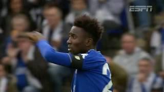 Em jogo com homenagens a Vichai, Leicester empata com Burnley na Premier League