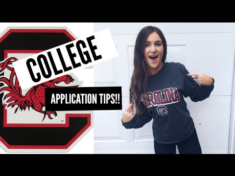 WHERE I'M GOING TO COLLEGE?!! + College Application Tips/ Advice!!