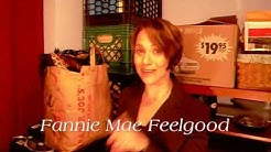 Fannie Mae Feelgood Gives Her All for the Holidays