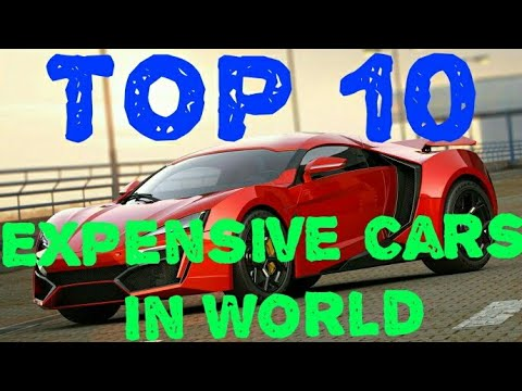 Top 10 high price cars |top expensive Cars | top 10 cars in world | World top cars | top10 best cars