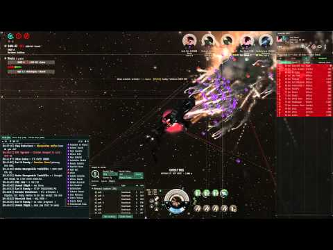EVE Online: BRAVE - Manticore Fleet - Malanek (BEST) FC [IMMORTAL BURST POV]