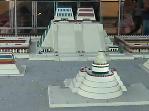 Templo Mayor De Mexico Tenochtitlan Youtube