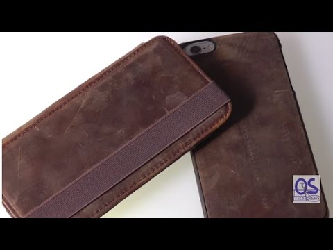detailed look ed614 876ab REVIEW: Doc Artisan Sport Wallet Case for iPhone 6 Plus