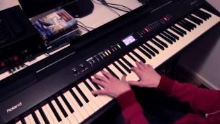 Spaceman Spiff - Teesatz [Piano Cover + Sheets]