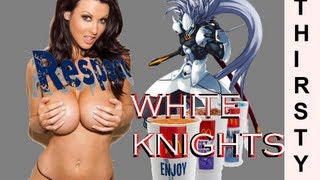 Double Entendre: A Fight with the White Knight