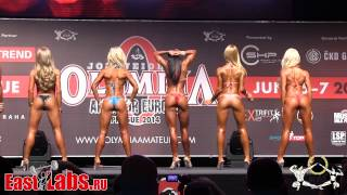 Bikini up to 163cm Olympia Amateur Europe 2014