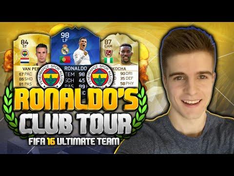 fifa 16 fenerbahce istanbul legend okocha ronaldos club tour 16 deutsch