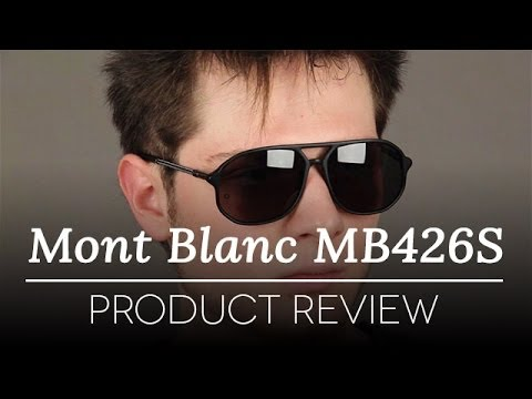 c23abeb50b Mont Blanc Sunglasses Review - Mont Blanc MB426S Sunglasses Review ...