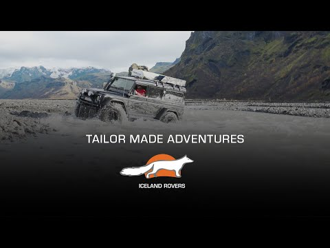 Tailor Made Adventures in Iceland
