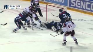 HC Sparta Praha - HC Bílí Tygři Liberec 1:2  (Finále) (Sestřih)