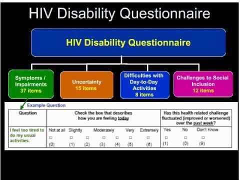 WCPT Congress - Focused symposium: HIV