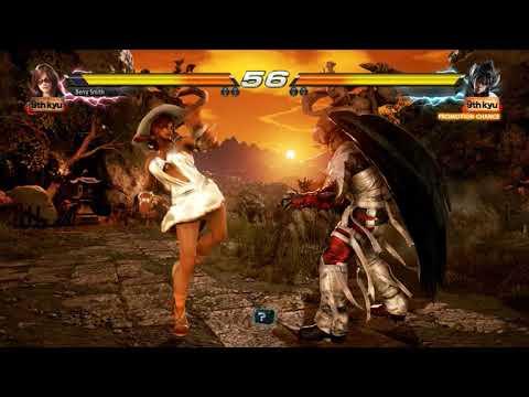 Tekken 7 Taking Control over Enemy Character! Body Change!