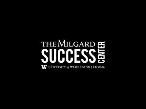 The Milgard Success Center / UW Tacoma