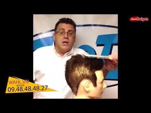 Lược cắt đỉnh đầu - FLATTOP HEAD HAIRCUT