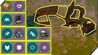 РАЗБИРАЕМСЯ С ЛОКАЦИЯМИ -  Игра Last Day on Earth Survival. Последний день на земле