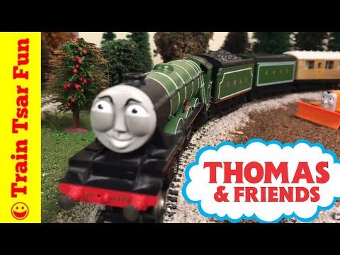 HORNBY FLYING SCOTSMAN THOMAS & FRIENDS 2 Tenders! OO/HO Scale Trains