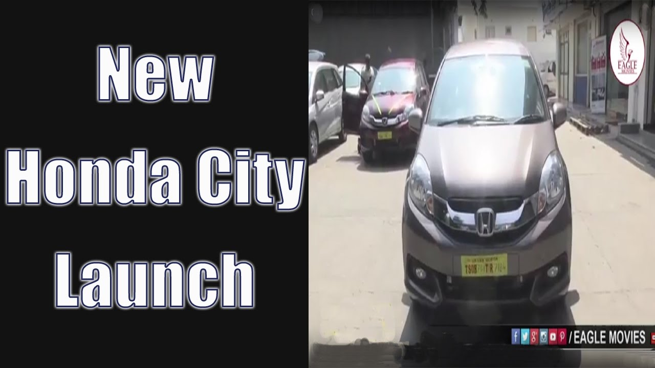 new car launches in hyderabadNew Car Launch In Hyderabad  Honda Showroom  Hyderabad  Eagle