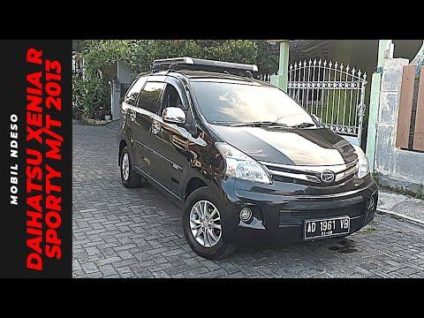 Dijual Daihatsu Xenia R Sporty Manual 2013   MPV Harga Merakyat