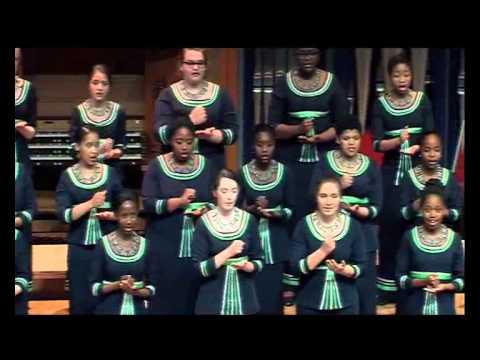 Pretoria High school for Girls   Skhand'amayeza  Clip3