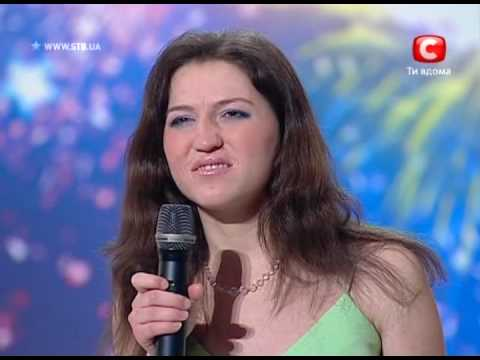 Видео, Нина Зубко. Украина мае талант 2. Канал СТБ