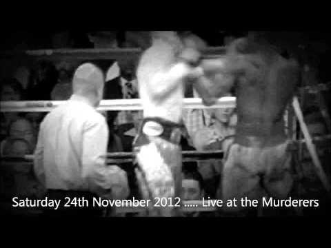 Ricky Hatton v Vyacheslav Senchenko LIVE at The Murderers Norwich