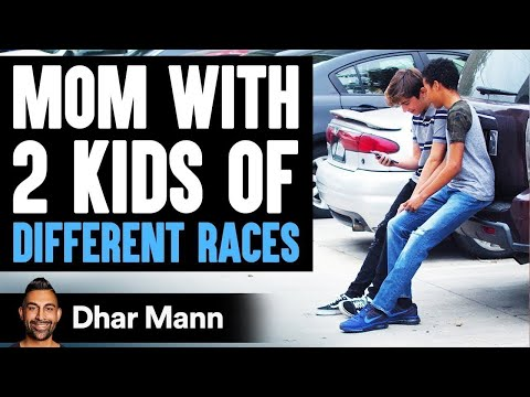 Mom Has Children Of Two Races, Her Life Story Will Shock You   Dhar Mann