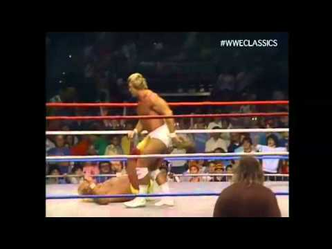 "WWE Classics- HOF: ""Mr. Wonderful"" Paul Orndorff"