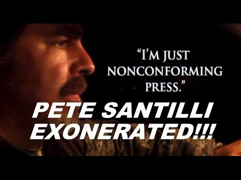 EXCLUSIVE! PETE SANTILLI EXONERATED; Deb Jordan, Jaime Spears, Blaine Cooper, GMN Ken Speak!