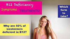 B12 Injections Methylcobalamin. B12 Deficiency & Symptoms.