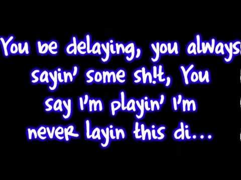 Blah Blah Blah  Kesha ft Lyrics