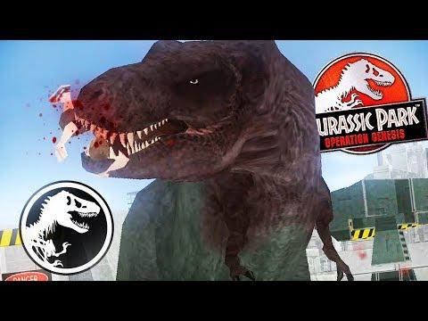 DINOSAURS THAT SCIENCE FORGOT | Jurassic Park: Operation Genesis Mod Spotlight