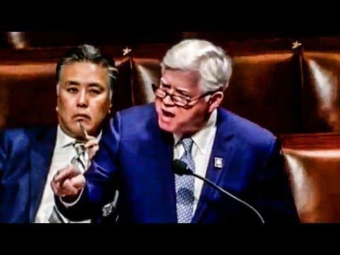 Congressmen GOES OFF In Defense Of Social Security