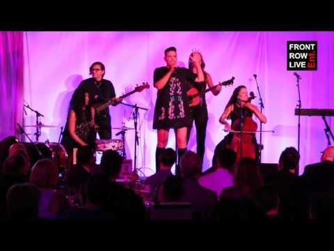 Sara Ramirez Performs Original  at Cyndi Lauper's DamnGala