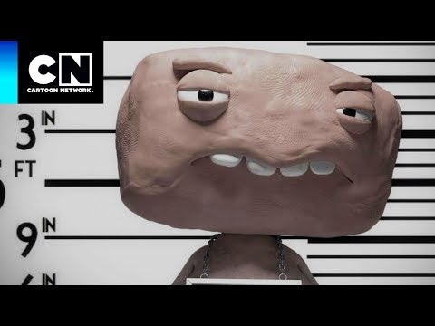 Pizza | Bill y Tony | Cartoon Network
