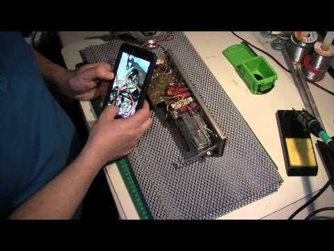 Roberts R600 Part 2: Transistor radio repair and restore