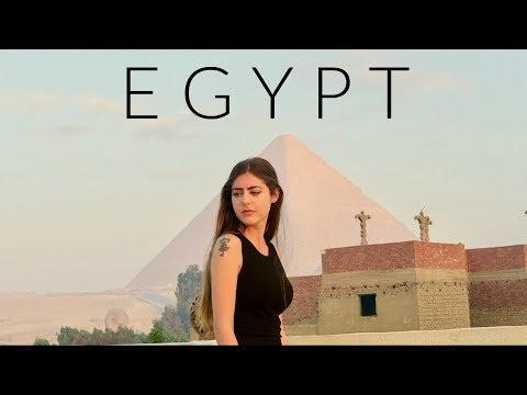 I'm Going to Egypt Alone for a Month