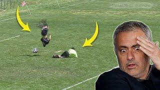 10 Gol Aneh Tapi Nyata Dalam Sepak Bola ● Gak Bakal Nyangka Kalo Kayak Gini Bisa Gol ● HD