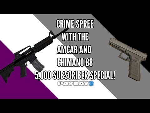 Payday 2 Amcar Guide
