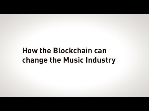 How BlockChain Impacts Music Industry?